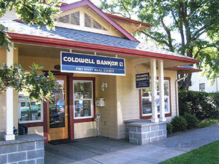 Coldwell Banker—A Full-Service Real Estate Office