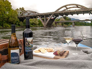 Hellgate's Wine Pairing Event in August