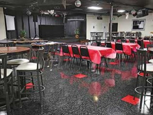 A New Event Center  at Herb's