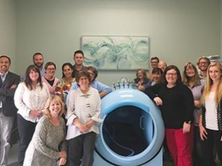 Hyperbaric Oxygen  Therapy Works
