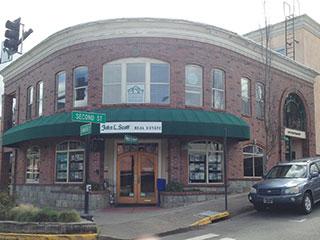 Lots of History at  John L. Scott Real Estate