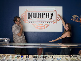 Seeking Wellness at the Murphy Hemp Store