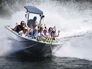 Rogue Jet Boat Adventures Starts 6th Season on the Upper Rogue