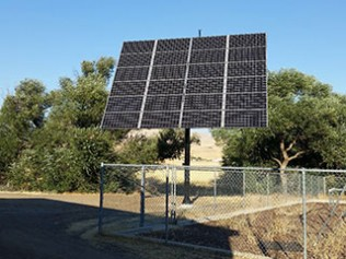 Capturing the Sun with STracker S1 Solar Energy