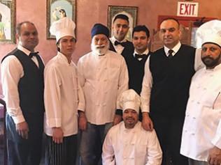 Healthy, Flavorful Food at  Taj Indian Cuisine