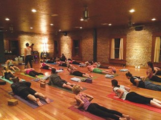 The Rasa Center for Yoga and Wellness