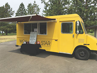 WOK STAR Food Truck
