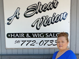 A Shear Vision Tackles Hair Loss with Sensitivity and Style