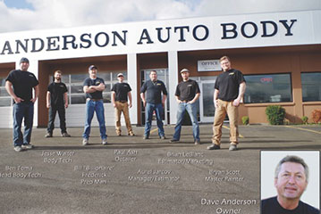 Anderson Auto Body and Paint