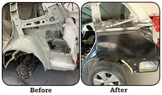 Looking Like New at Apland's Auto Body