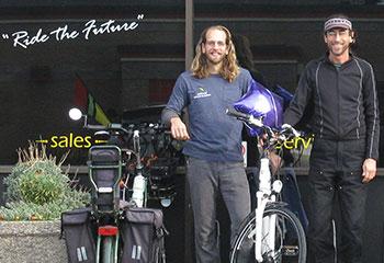 Making Riding Easy  at Ashland Electric Bikes