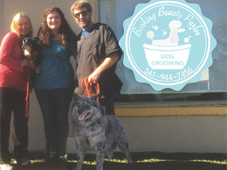 Meet the New Owners of Barking Beauty Parlor