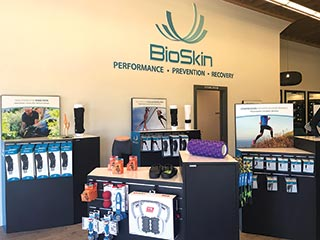 BioSkin Opens First Retail Store in