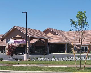 Countryside Village Retirement Completes Its Community