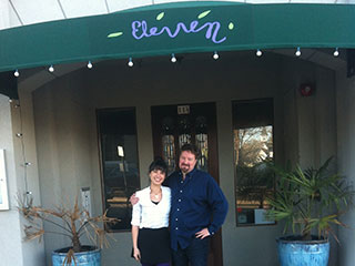 Eleven Brings Basque to the Rogue Valley