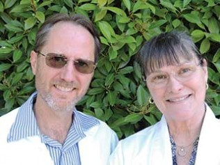 Gentle Acupuncture with Greg Doss and Donna Harris