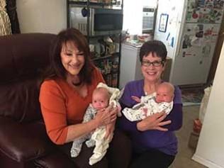 Helping Children Thrive with Grandsmas2Go
