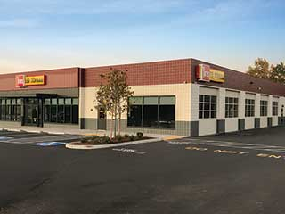 A Newly Remodeled Les Schwab Tire Center