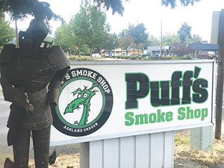Tobacco and More at Puff's Smoke Shop