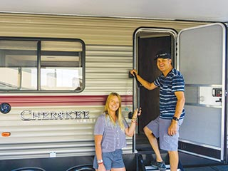 Quality RVs at Jim Clark's Consignment Country