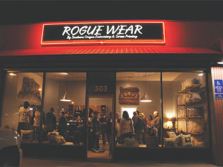 Rogue Wear by Southern Oregon Embroidery