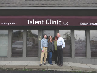 Talent Clinic: serving the Talent community since 1980