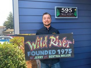 New Management at Wild River Brewing & Pizza