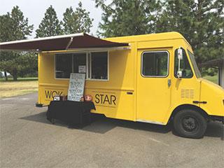 WOK STAR Food Truck